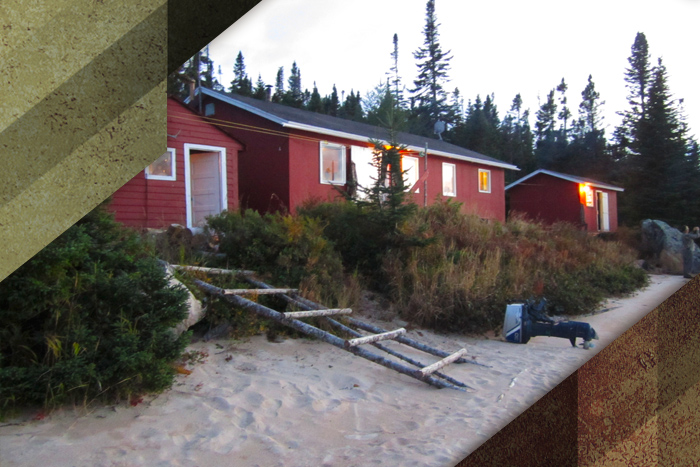 Newfoundland Hunting Outfitter Camp Amenities for the Lodge at Spruce Pond