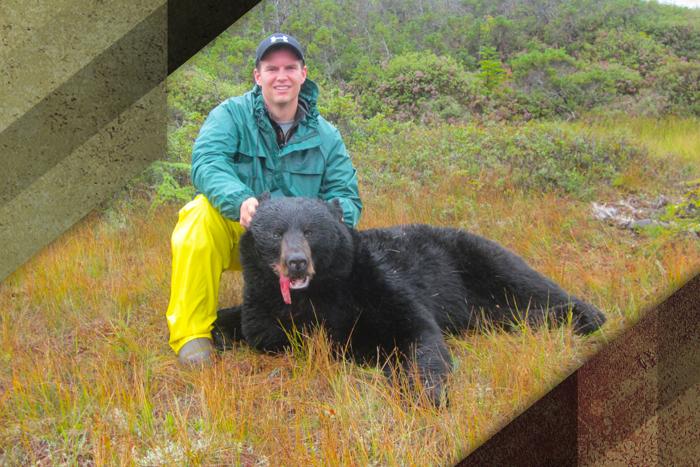Black Bear Hunting in Newfoundland at Spruce Pond