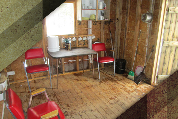 Extend your Newfoundland Hunt by staying in one of Spruce Pond's Spike Camps